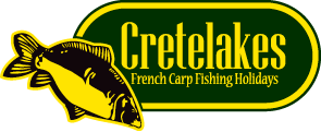 French carp fishing venue offering holiday packages for anglers. Includes reservation details and forms, information on lakes and facilities, photo database, and tips and feedback from previous visitors.